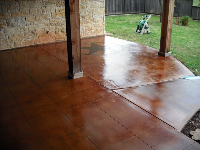Beau Staining Concrete Is Great For: Patios; Sidewalks; Driveways; Pool Decks; Interior  Flooring ...