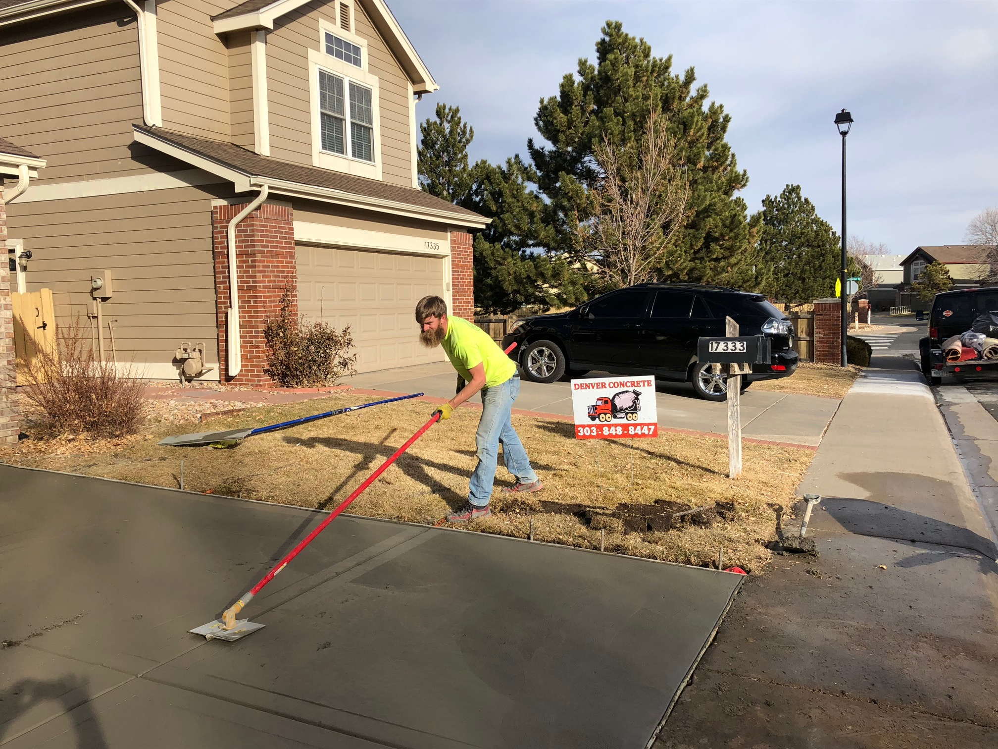 Concrete Driveway Replacement Denver Denver Concrete