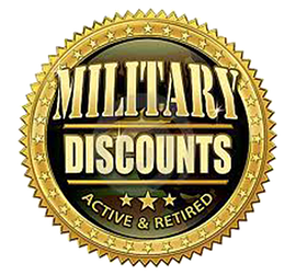 Within categories like these, you'll find household name companies that offer great deals on products and services. Some of the best stores offering military discounts include: • American Eagle • HP • Yeti • Ray Ban • Columbia • Garmin.