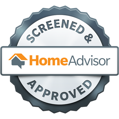 Home Advisor Approved!