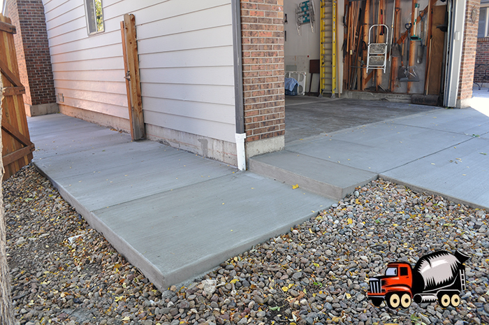 Concrete Sidewalk Replacement Broomfield CO